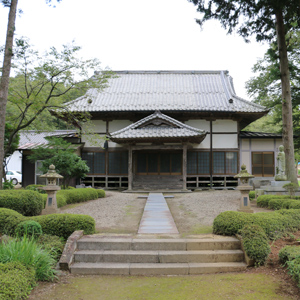 覚照寺と伊達御廟 - 宮城県大和町公式ホームページ